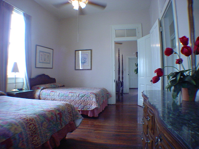 Attrayant New Orleans Four Bedroom Executive Townhouse Suite